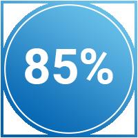 85%-Circle-SupplierGuide-Blue